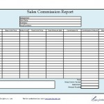 Sales Commission Report