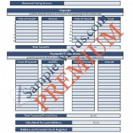 Monthly Bank Reconciliation - Premium