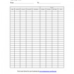 Aging of Accounts Payable Report
