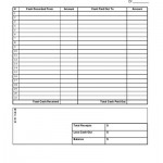 petty cash register template microsoft excel