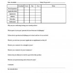 Printable Job Candidate Interview Form