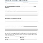 General Contract Agreement